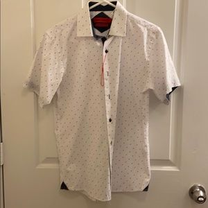 Men's modern fit shirt